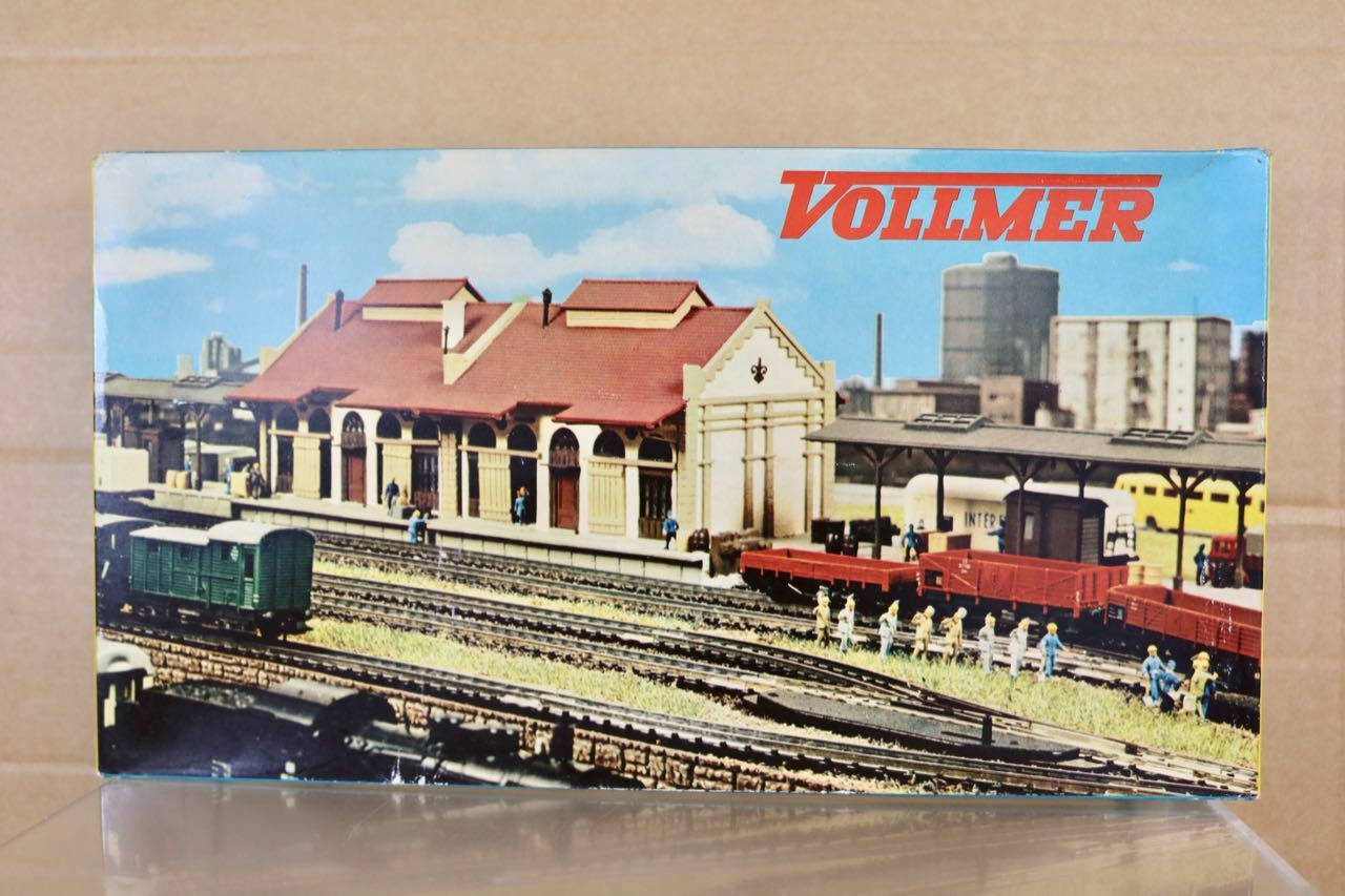 VOLLMER 5715 scala HO DB grei squame goods modellolololo ferroviario layout Set fmin