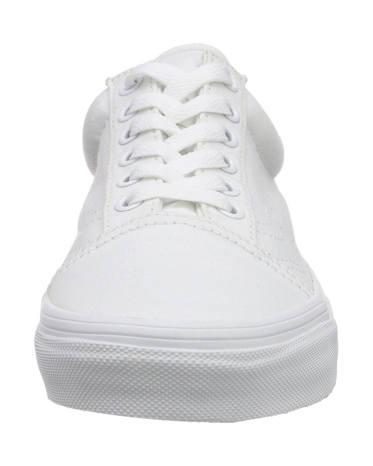 Vans Old Skool, Unisex Adults' Low-Top Trainers True White