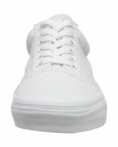 bajas zapatillas adultos unisex Old Skool Furgonetas True de White qtEXfFaxwO