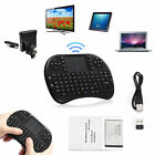 Hot USA Mini i8 Wireless keyboard 2.4 Ghz, Touchpad for TV box, Android PC iOS
