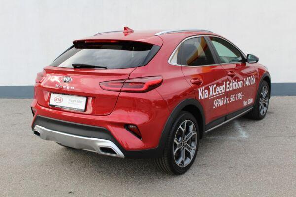 Kia XCeed 1,4 T-GDi Edition - billede 1