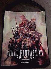 E3 2017 Exclusive Final Fantasy XIV 14 Stormblood Online Large Tote Bag! N3W!!!
