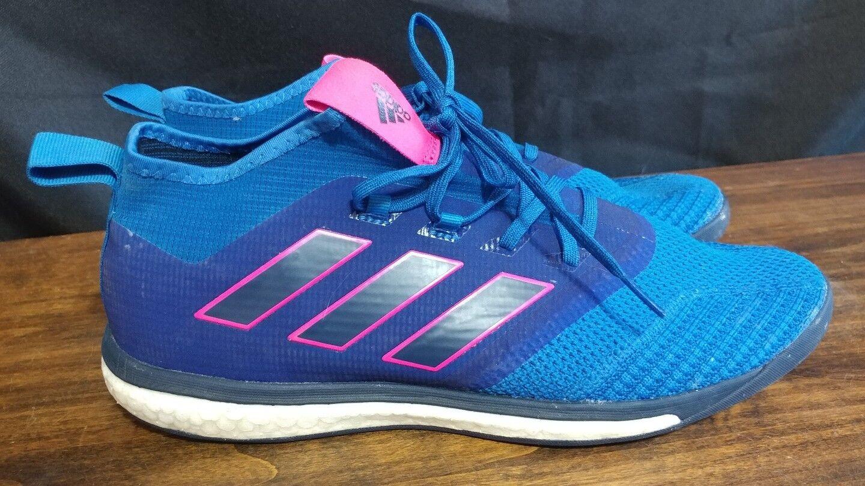 Adidas ace tango 17,1 auftrieb - fußball fußball mens bb4432 blau - rosa mens fußball 10,5 qb 1a7dfe