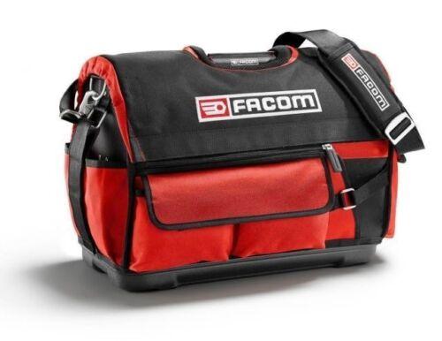 "FACOM TOOLS XL LARGE RED BLACK TOTE BAG TOOLBAG TOOLBOX 20/"""
