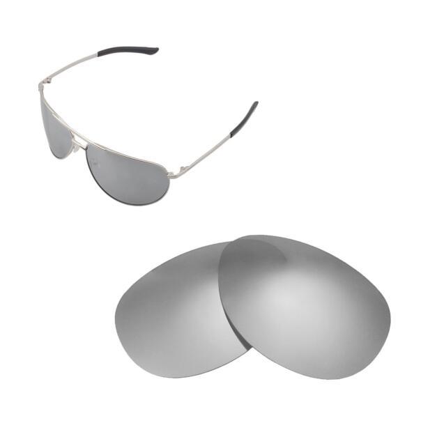 5dfdf9fa9e02 New Walleva Titanium Polarized Replacement Lenses For Smith Serpico  Sunglasses