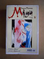 VAMPIRE PRINCESS MIYU n°4 edizione Play Press Manga  [G371D]