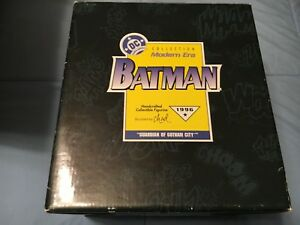 Poinçon d'époque moderne Batman Dc 1996 - «gardien de Gotham City»