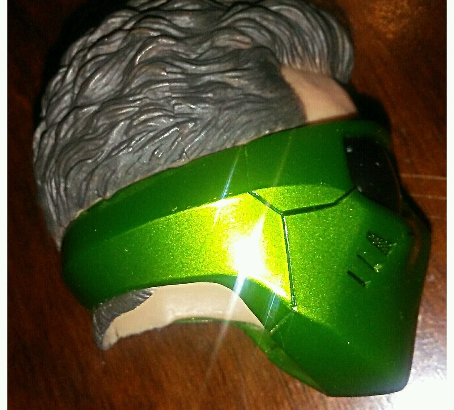 1 1 1 6 Hot Toys New Goblin MMS151 Head With Green Mask and Glasses  US Seller 9c6451
