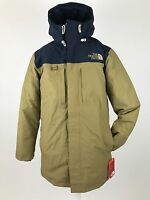 THE NORTH FACE HIMALAYAN LONG PARKA DOWN HYVENT JACKET CHAQUETA PLUMA SIZE M NEW