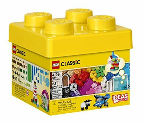 New LEGO Classic Creative Bricks 10692 Building Blocks Learning Toy Free Shippin