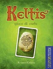 Keltis, Gioco di Carte di R. Knizia, Nuovo by Stupor Mundi, Edizione Italiana