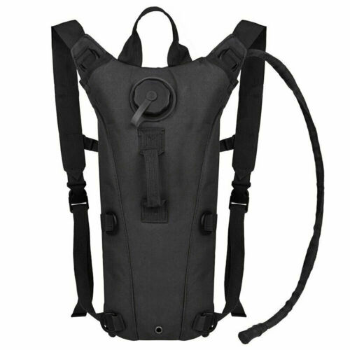 3L Water Bladder Bag Backpack Hydration Pack for Camping Cycling Hiking 4 Colour