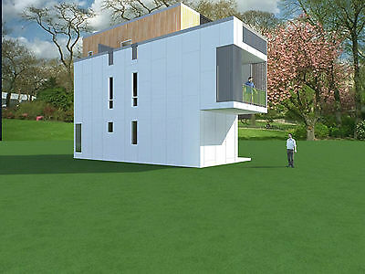 Awesome Tiny  House  Building Plan  Package Blueprints