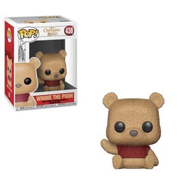Funko Pop! Disney 438 Christopher Robin Movie Winnie The Pooh Pop Vinyl FU32090