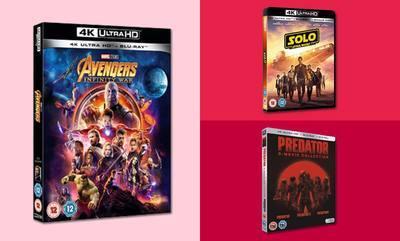Top DVD, Blu-ray & 4K Deals