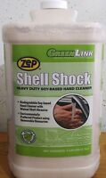 Zep Shell Shock Hand Cleaner, Twin Pack (2) Gallons + Pump