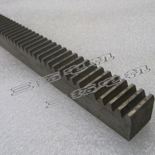 1Pcs Metal Gear Rack 1//1.5Mod 490mm//1000mm Gear Rack For Motor Accessory