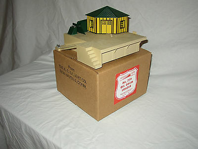 AMERICAN FLYER 779 BARREL LOADER BOX WITH INSERT ONLY REPRO NEW ITEM