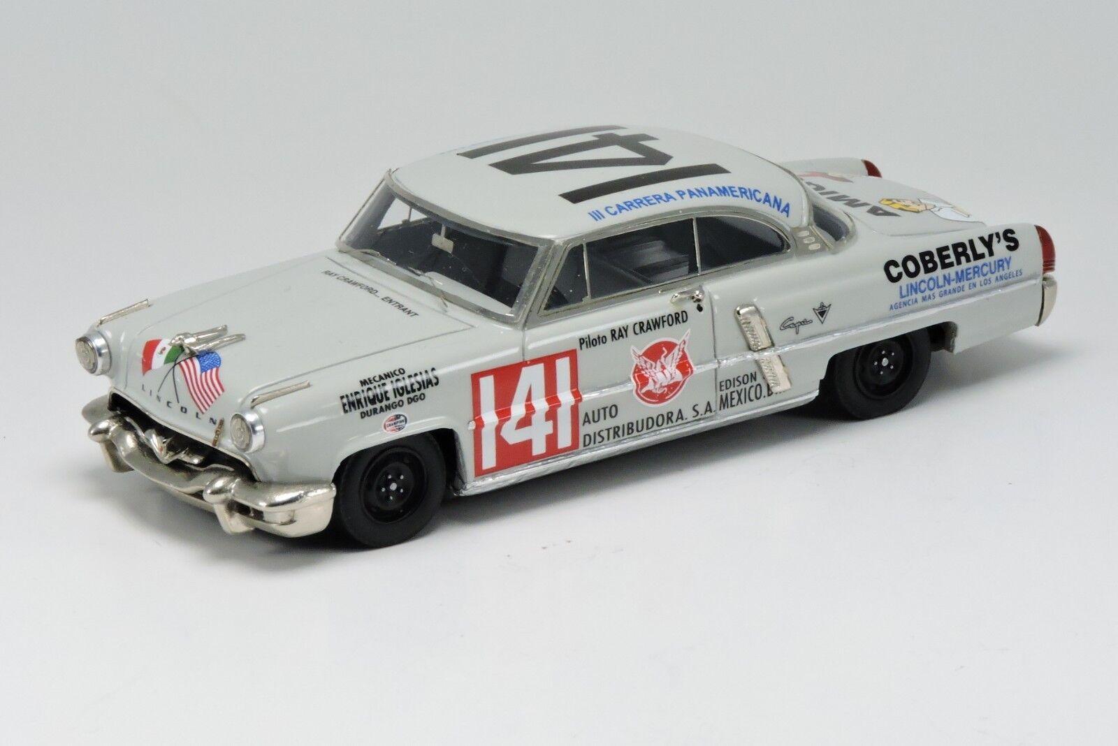Kit Lincoln Capri III Carrera Panamericana 1952  141 - Arena Models kit
