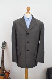 DRIES VAN NOTEN Cotton Wool Jacket £560 Mens Size 42 44 52 54 ... e8ce2d103
