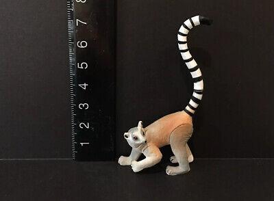 Kaiyodo Furuta Choco Egg S1 Animatales Verreaux's White Sifaka Lemur Figure