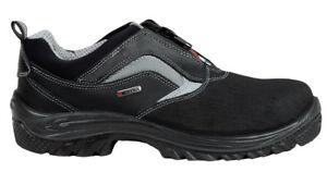 Minsk caja Negro Gris Uk Zapatos 6 en Src Cofra Tamaño Nuevo seguridad S3 de 5 0wvqF6H
