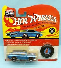 198 HOT WHEELS /COMMEMORATIVE REPLICA 1992 / 25 TH ANNIV CLASSC NOMAD BLEU 1/ 64