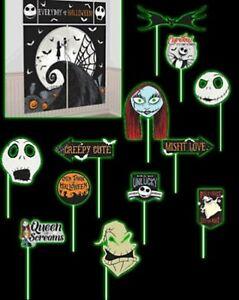 Halloween-Party-Nightmare-before-Christmas-Jack-Skellington-Scene-Setter-amp-Props