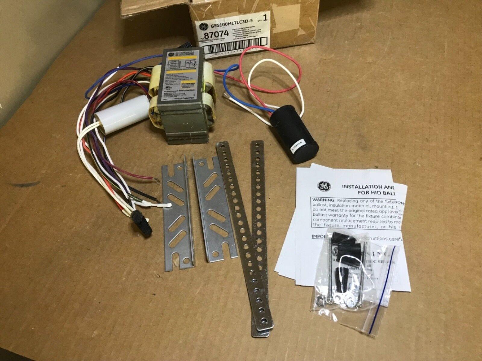 Atlas HPS100-0223-KT HIGH PRESSURE SODIUM BALLAST KIT 100W (7) for sale  online | eBayeBay