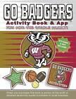 Go Badgers Activity Book & App by Darla Hall (Paperback / softback, 2015)