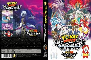 Yo Kai Watch Shadowside Oni O No Fukkatsu Movie All Region