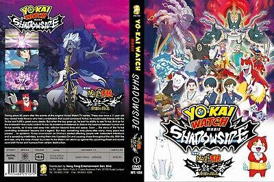 Yo Kai Watch Shadowside Oni O No Fukkatsu Movie All Region