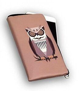Reissverschluss-Handy-Tasche-Soft-Case-Etui-mokka-fuer-verschiedene-Smartphones-l