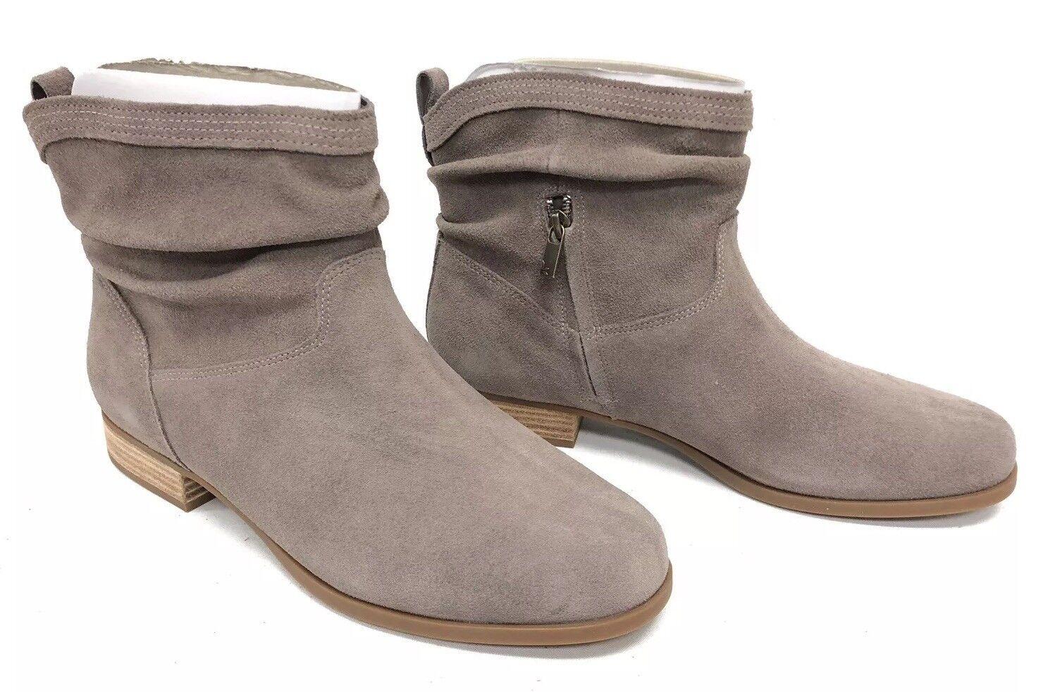 Koolaburra Lorelei Cinder Boots Suede Suede Slouch Booties 1096439 Women's