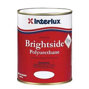 Interlux-Brightside-High-Gloss-Paint-Quarts-Pick-Color
