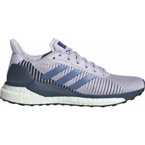 Details about Womens Adidas Solar Glide St 19 Boost Womens Running Shoes - Purple