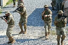 new british army dpm bush / boonie hat 57cm marines sas hunting fishing shooting