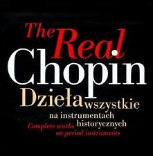 The Real Chopin : Songs, New Music