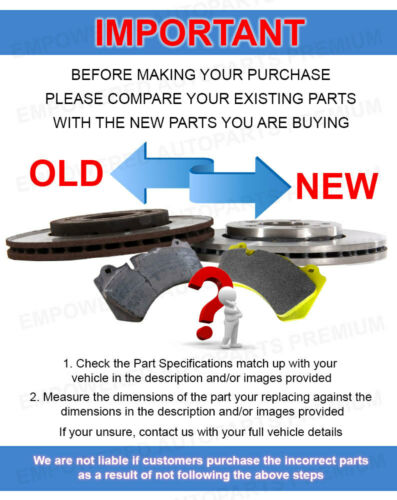 RDA GP MAX FULL SET FRONT//REAR BRAKE PADS for Mazda CX5 DK 1.5TD 2.0L 2012-2018