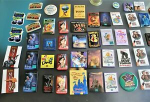 Disney-Pin-Lot-of-60-Excellent-Condition-FREE-Shipping