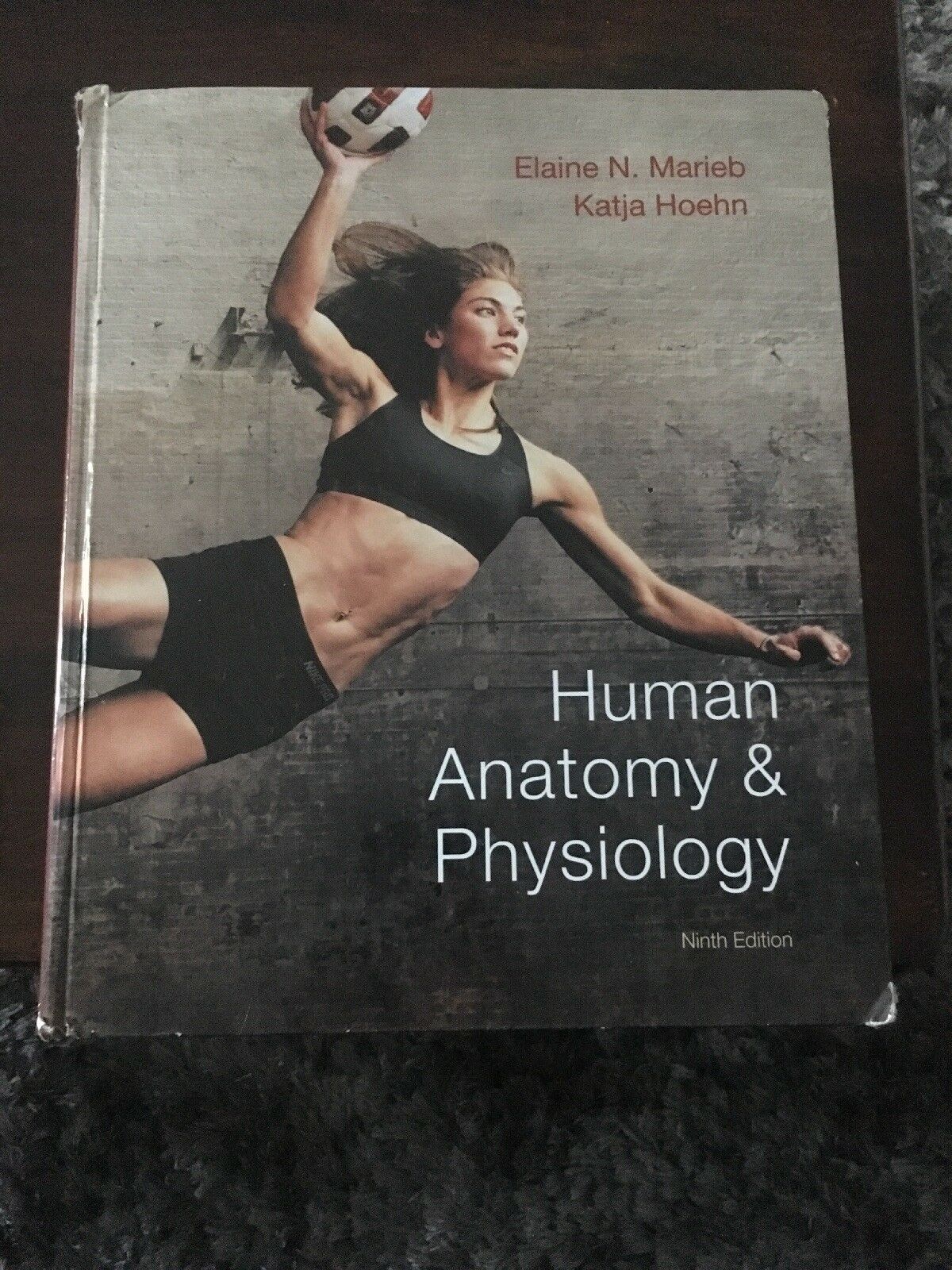 Buy Human Anatomy And Physiology By Marieb Hardcover Student