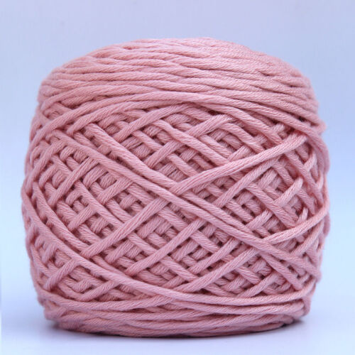 200g Smooth Cotton Hot Wholesale Double Knitting Wool Yarn Baby Woolcraft Gift.