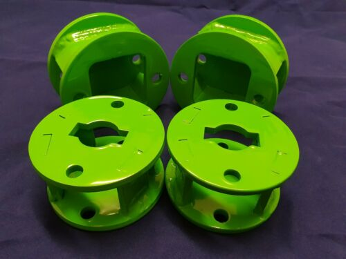 50mm 2 inch SUSPENSION LIFT BLOCK spacer KIT discovery mk2 // mkII V8 TD5