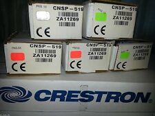 CRESTRON CNSP-519 LUTRON GRAPHIC EYE INTERFACE CABLE D-SUM RS-232 NEW CA158
