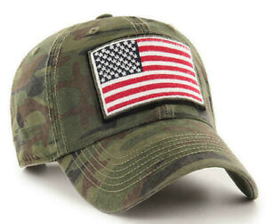 UNITED-STATES-OF-AMERICA-USA-FLAG-CAMO-SNAPBACK-OHT-TRUCKER-CAP-HAT-NEW-47-BRAND