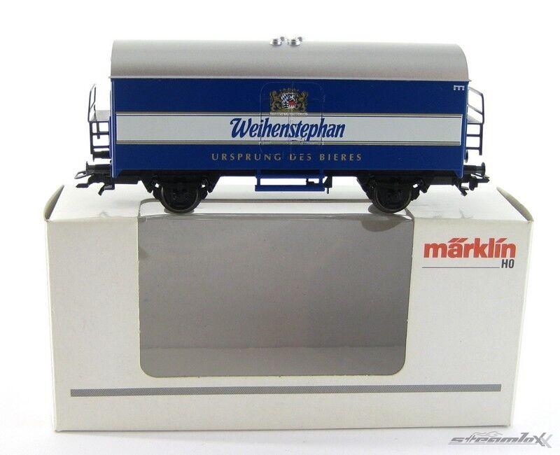 Märklin 94143 4415 H0 H0 H0  SoMo Bierwagen Weihenstephan mit OVP X00001-07523 71f0fd