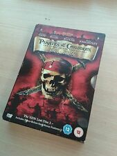 DVD Film BOXSET * PIRATES OF THE CARRIBBEAN - THE CURSE OF THE BLACK PEARL *