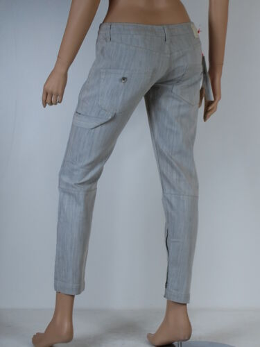 36 Gris Jeans W T Femme Fornarina Slim Taille 27 8T7x5qTAw