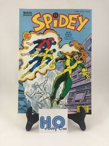 Comics-Marvel-Spidey-N-97-Lug-Excelente