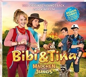 cd  bibi und tina - filmmusik / soundtrack zum kinofilm 3  neu ovp kx   ebay